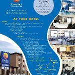 Comfort Inn & Suites Fort Saskatchewan Information