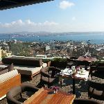 Rooftop Terrace -- Amazing Views