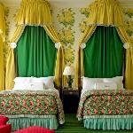 The Greenbrier Windsor Club Room