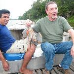 belle pêche de piranhas