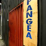 Front of Hostel Pangea
