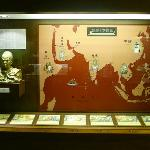 Maritime Museum - map of maritime travel