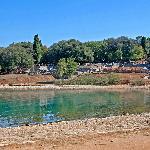 на острове Brioni