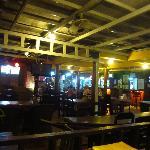 the bar n restaurant - low season