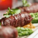 Tapas - Beef-Asparagus