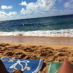 Sheraton beach :)