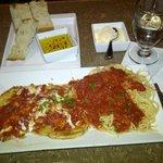 Egglant parmesan
