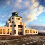 1940 Houston Municipal Airport