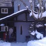 winter of pension pumori