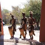 Zambezi Sun Hotel Lobby