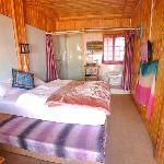 Big bed room