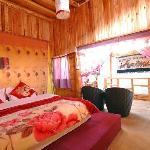 Romantic suite room