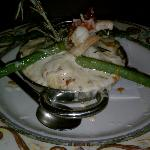 Imperial Seafood Caserole