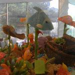 Candy aquarium
