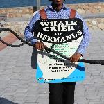The world's only Whale Crier