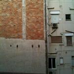 vista su muro