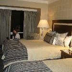 Ap. com double bed muito bom