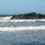 Praia belissima ...