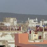 Terrasse Riad d'un autre point de vue