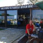 Phil at Turtle Beach Bar