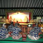 Orchestra of Wayang kulit