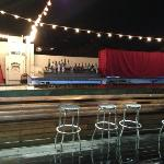 Tantalo Hotel Roof Top Bar 11/25/12