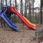 The multi-slide playset