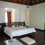 Beachfront villa 209