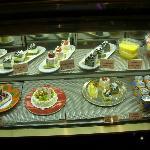 Hotel cake shop