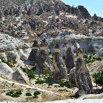 Camini delle fate - Cappadocia