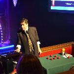 Magician Armando Vera