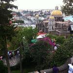 Vista Panorámica de la Basílica de Guadalupe