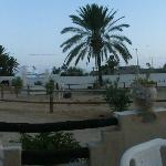 Blick auf die Mezraya Ranch