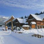 Winter at Pribisko