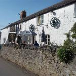 The RIng O' Bells - a 14th Century Inn in Wookey, Somerset