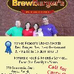 BrewBurger's Family (with little Lily !)