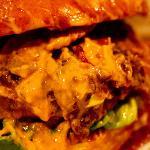 Smokey Robinson burger (10/10)
