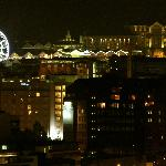 Kapstadt Waterfront, Aufnahme aus einem Fenster des Frühstückszimmers