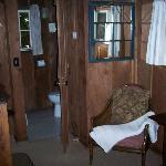 Castro's cabin