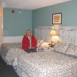 Lovely room, Strawberry Hill Seaside Inn, Rockport, ME