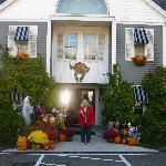 Halloween & Harvest at Strawberry Hill Seaside Inn, Rockport, ME