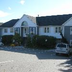 The charming Strawberry Hill Seaside Inn, Rockport, ME