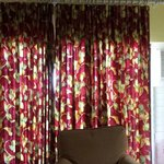 apartment curtains