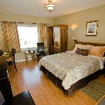 Room 2 - the Evergreen room