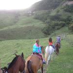 Cabalgatas en otros parajes cercanos a nuestro rancho