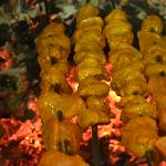 Chicken Tikka in Tandoor