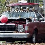 A one of a kind automobile