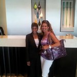 With Gail - Concierge Extraordinaire
