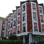 Hotel 5 Terre exterior
