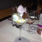 et voila le dessert!